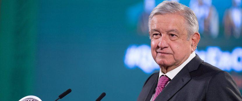 "Estatua de la Libertad está ""verde de coraje"" por censura, dice López Obrador"
