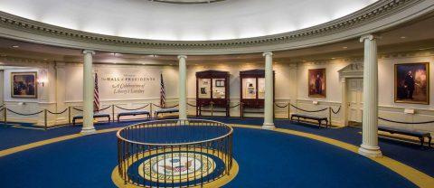Disney cierra su Salón de Presidentes, a la espera de Joe Biden