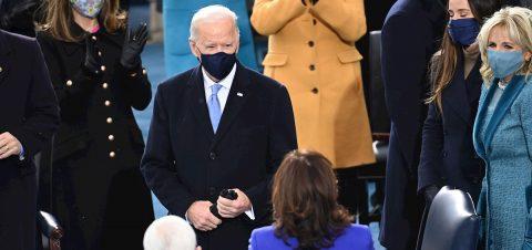 """Biden, en su discurso de investidura: """"La democracia ha prevalecido"""""""
