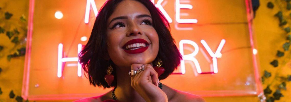 """Para Ángela Aguilar, la música mexicana """"vive una gran bendición"""""""