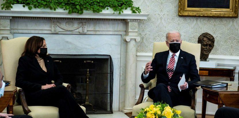 Biden busca el apoyo de los sindicatos a su plan de rescate económico