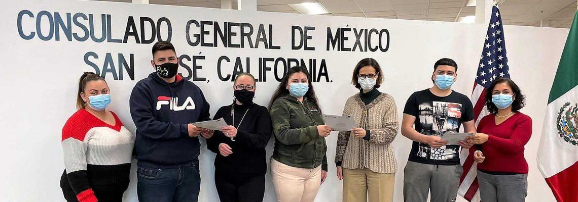 El Consulado Contigo: Registro extemporáneo de nacimiento