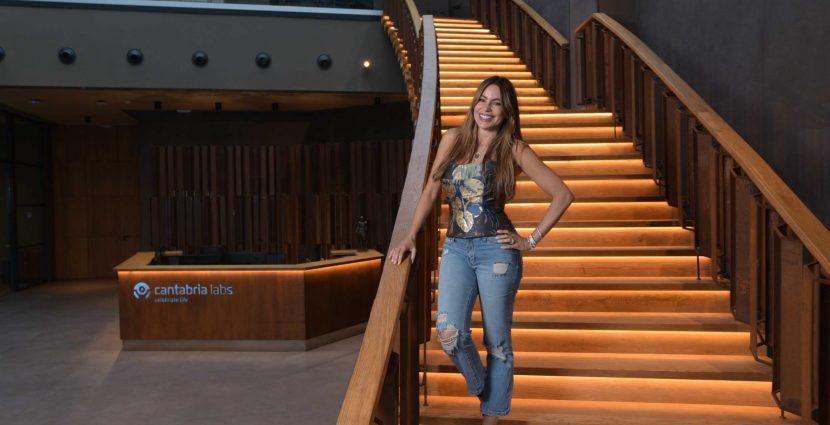 Sofía Vergara prepara su propia línea cosmética